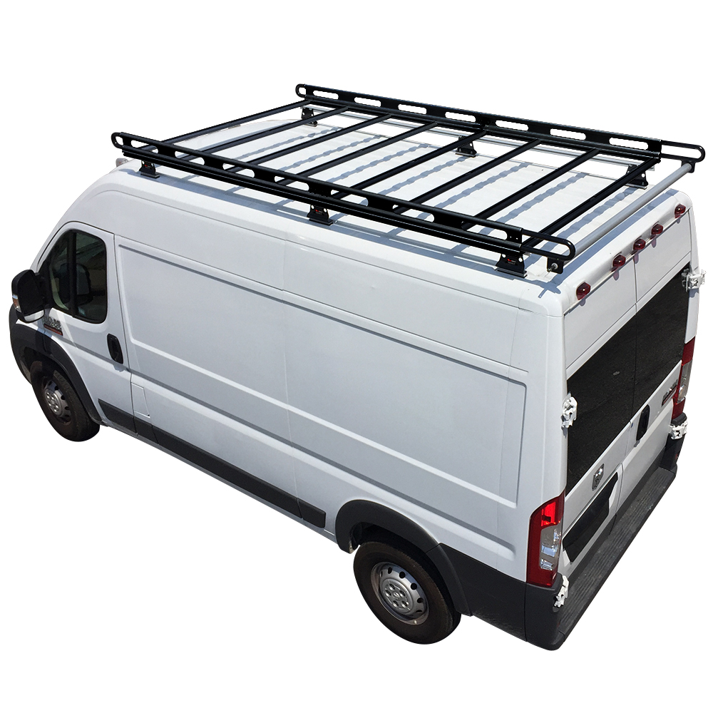 H2 Cargo Rack For Ram Promaster Cargo Van 2013 On 135 Wb